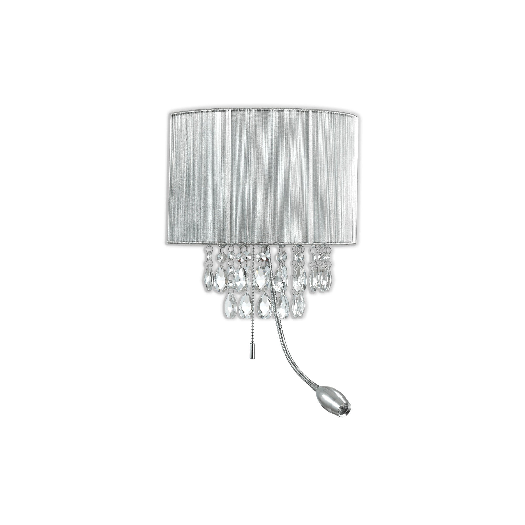 Бра Ideal Lux Opera AP3 Argento (122588)